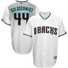 Paul Goldschmidt Majestic Arizona Diamondbacks Baseball Jersey - MLB