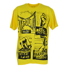Tapout MMA Cage Fighting Fighter Tshirt Tee Champ Striker Grappler UFC Shirt