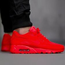 NIKE AIR MAX 90 RED MEN'S US SIZE 7-12 NEW BOX NO OCTOBER YEEZY HYPERFUSE JORDAN