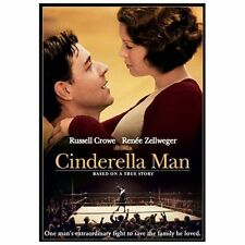 Cinderella Man (DVD Widescreen Edition) Crowe / Zellweger)