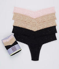 Hanky Panky Signature Lace Low Rise Thong 5-Pack Panty - Women's
