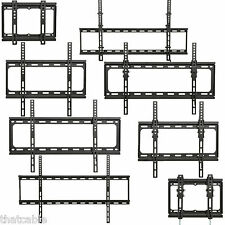 Fixed & Tilting TV Wall Bracket/Stands – Slim & Strong LED/LCD Television Mounts