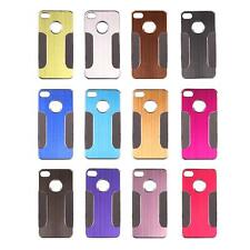 Ultra-thin Aluminum Steel Hard Protective Case Cover for Apple iPhone 4 4S