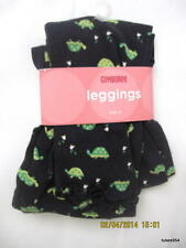 Gymboree Prep Club Green  Blue Turtle Lettuce Edge Legging 12 18 NWT New