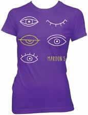 Maroon 5- NEW JUNIORS/BABY DOLL Eyes T Shirt (M,L,XL) SALE FREE SHIP TO U.S.!