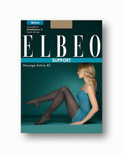 Elbeo Massage Active 40, pantyhose, 3 pack, graduated pressure FREE SHIPPING !!!