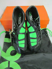 Nike Total 90 Laser III FG Soccer Cleats Black/White-Electric Green, Size 8