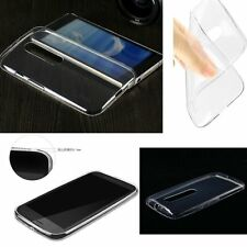 Ultra thin 0.3mm TPU Silicone Gel Clear Transparen​t Skin Case For Motorola Moto
