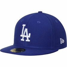 L.A. Dodgers New Era Title Detailer 59FIFTY Fitted Hat - Royal - MLB