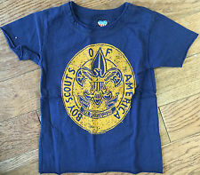 New Authentic Junk Food Clothing Future Boy Scout T-Shirt Infant Toddler