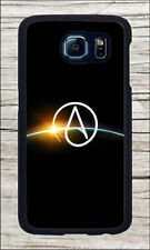 AGNOSTIC AND ATHEIST SYMBOL CASE COVER FOR SAMSUNG GALAXY S6 -dvf4Z