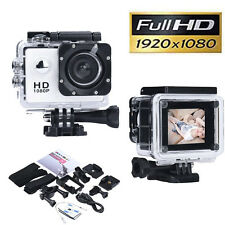 Mini 1080P Full HD DV Sports Recorder Car Waterproof Camera Action Camcorder