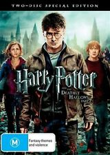 Harry Potter and The DEATHLY HALLOWS Part 2 : NEW 2-DVD