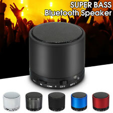 Mini Bluetooth SUPER BASS Speaker Wireless For iPhone Smart Phone Laptop PC Tab