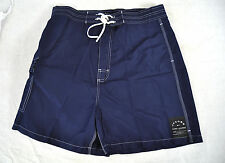 Marc by Marc Jacobs Blue Navy Swim Trunks Shorts 32 38 NWT with Dustbag