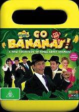 THE WIGGLES GO BANANAS : NEW DVD