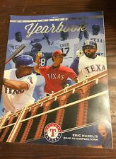2014 TEXAS RANGERS OFFICIAL TEAM YEARBOOK