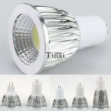 High Power MR16 GU5.3 6W/ 9W/ 12W LED COB Spotlight Lamp Bulb Light 240V TXCL