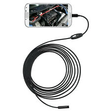 2/5M Android OTG Micro USB Endoscope 7mm Waterproof Borescope Inspection Camera