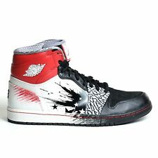 AIR JORDAN 1 RETRO HIGH DW 2011 DAVE WHITE WINGS OF THE FUTURE DS NYC 464803-001