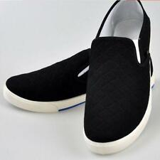 Hot Leisure Canvas Breathable Loafers Moccasin Mens Canvas Shoes Driving Shoes#2