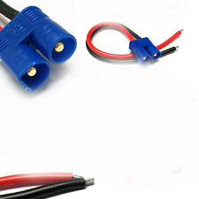 2 x EC3 Plug Male Connector Silicone Wire With 14.5cm 16AWG Airsoft W05