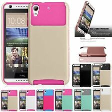 New Hybrid Armor Hard Protective Silm Case Impact Cover For HTC Desire 626 626S