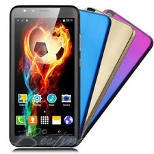 5 Inch Unlocked Android 8GB Quad Core Two SIM Cell Smart Phone 3G GSM AT&T Net10