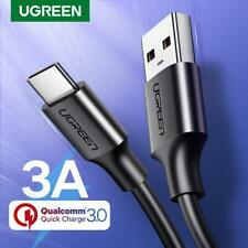 Ugreen Short Usb 3.1 Type C Cable 10ft 6ft Charging Fast Charge Charger Data 2M