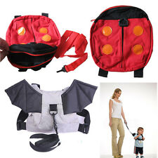 Children's Walking Harness Buddy Backpack Kids/Toddler Safety Leash Tether Strap