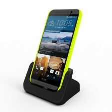 Micro USB 2IN1 Sync & Charging Battery Dock Cradle Charger HTC One M9