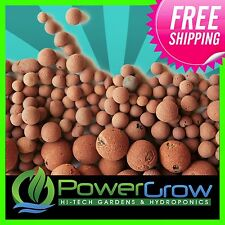 Hydro Clay Expanded Clay Pellets (Leca Stone) for Hydroponic Growing Medium