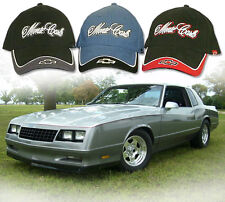 Monte Carlo Hat - Chevrolet Monte SS Chevy