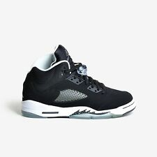 AIR JORDAN 5 RETRO GS OREO 2013 BLACK COOL GREY WHITE YOUTH V DS NIKE 440888-035