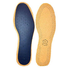 New Leather Insoles Unisex Shoes Boots