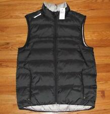 NEW Polo Ralph Lauren RLX Down Quilted Puffer Mens Ski Vest Jacket $198 Black