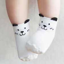 Baby Boys Girls Socks Non-Slip Cartoon Cotton Socks NewBorn Infant Toddler mh