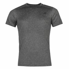 New Balance Mens Heather Tech T Shirt Summer Casual Short Sleeve Crew Neck Top