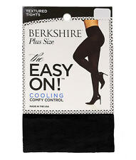 Berkshire Easy On Diamond Cooling Control Top Tights Plus Size Hosiery,