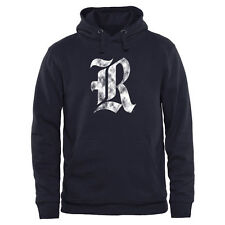 Rice Owls Classic Primary Pullover Hoodie - Navy - College