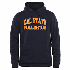 Cal State Fullerton Titans Everyday Pullover Hoodie - Navy - College