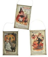 LO5559 Bethany Lowe Trick or Treat BB Game Halloween Ornament Decoration Fun