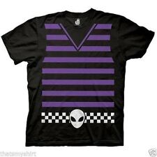 New Authentic The Big Bang Theory Howard Trompe Loeil Adult Costume T-Shirt
