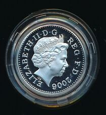 2006 Elizabeth II Silver Proof - £1 One Pound Coin....Fast Post