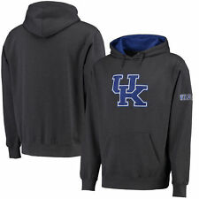 Kentucky Wildcats Stadium Athletic Big Logo Pullover Hoodie - Charcoal - College