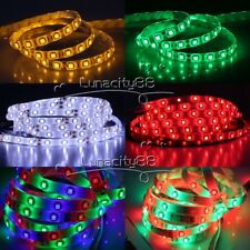 Waterproof Super Bright 5M 3014 3528 5050 SMD 300/600 LED Flexible Strip Lights