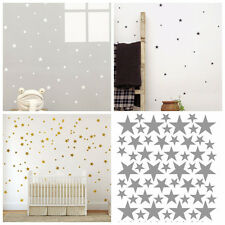 1x Pack Star Decals Art Décor Home-Décor Decoration Stickers Nursery Shiny FYU