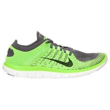 Nike Free Flyknit 4.0 Mens Size Running Shoes Electric Green Sneakers 631053 003