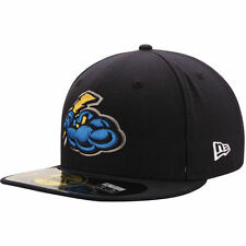 Trenton Thunder New Era Authentic Home 59FIFTY Fitted Hat - Navy - MiLB