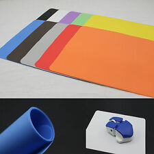 Super Thin Slim Gel Silicone Mouse Pad Mat Mats For Pc Laptop Medium Size